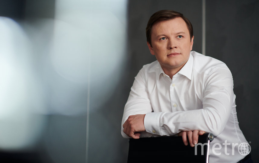 Владимир Ефимов. Фото пресс-службы комплекса экономической политики и имущественно-земельных отношений города Москвы