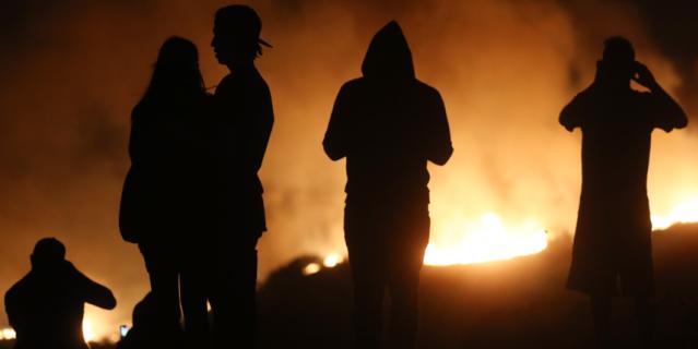 На Америку этим летом обрушились невиданные пожары.