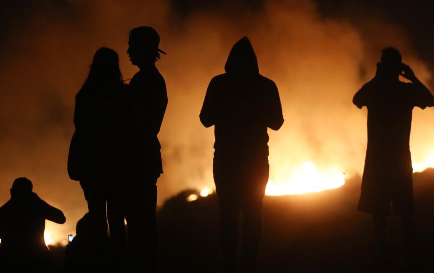 На Америку этим летом обрушились невиданные пожары. Фото Getty