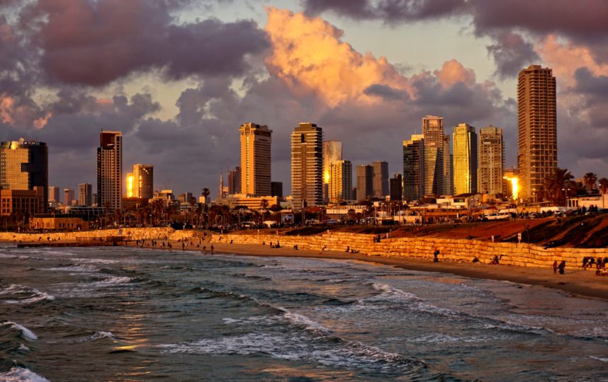 В Тель-Авиве очень много возможностей для начинающих бизнесменов и хороших специалистов. Фото pixabay