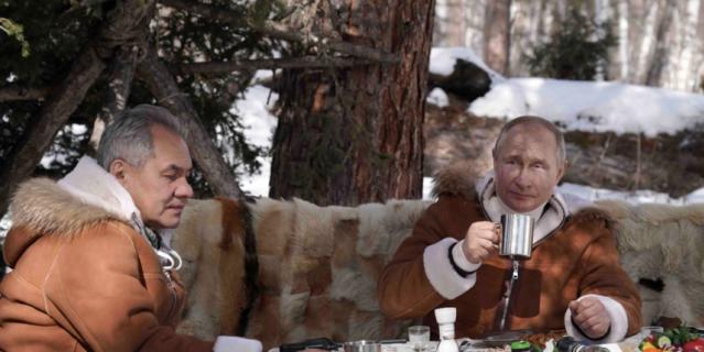 Выходные в Сибирском федеральном округе в компании Сергея Шойгу.