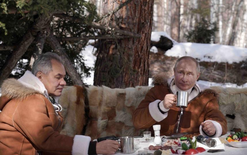 Выходные в Сибирском федеральном округе в компании Сергея Шойгу. Фото kremlin.ru