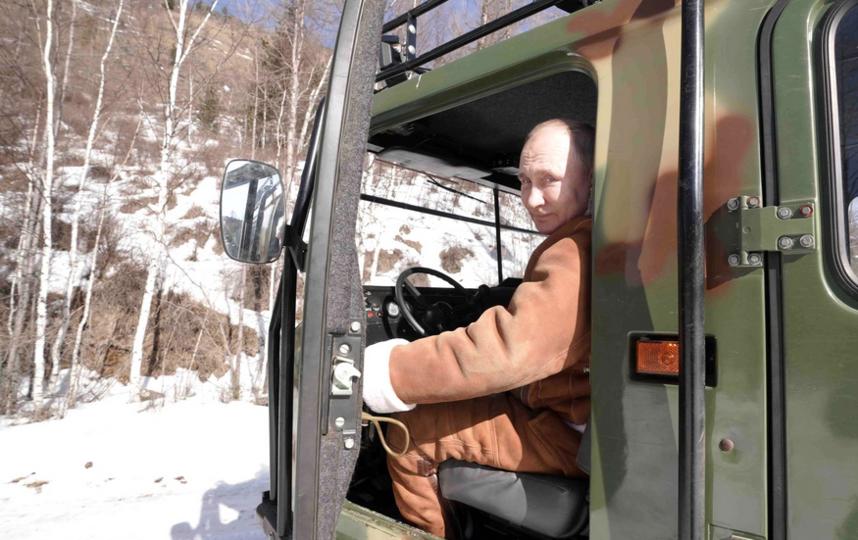 Выходные в Сибирском федеральном округе. Фото kremlin.ru
