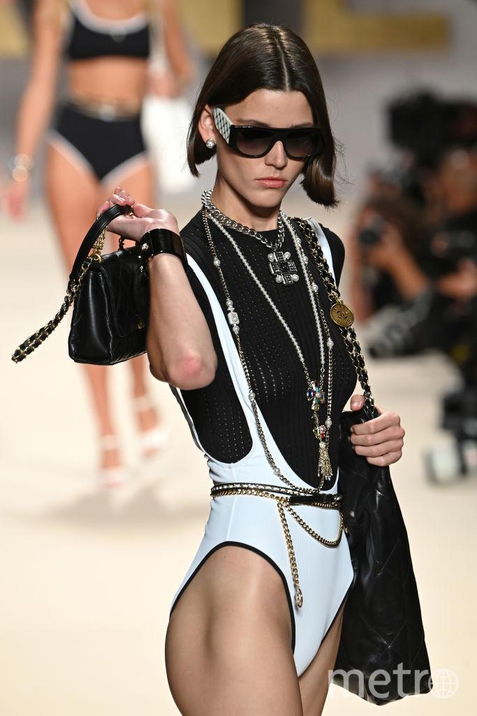 Chanel spring/summer 2022. Фото Getty