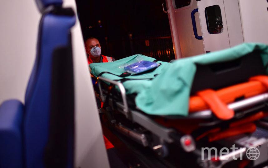 Водитель и одна из пассажирок второго автомобиля сейчас находятся в больнице. Фото Getty