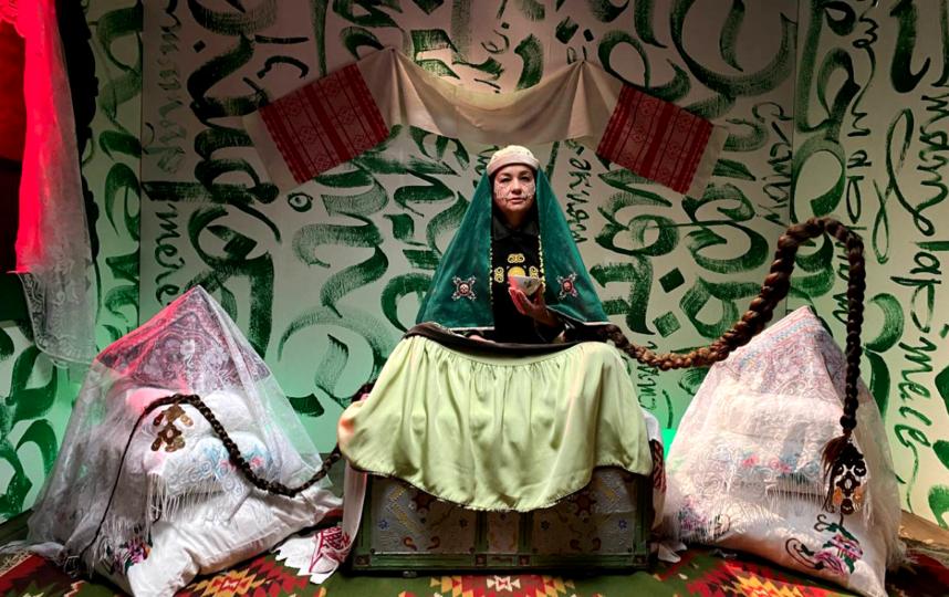 """Главная цель """"Юхи"""" – сделать """"традиционно татарское"""" узнаваемым и модным. Фото предоставлены Татьяной Черногузовой"""