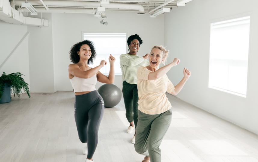 """Танцуя, люди учатся познавать себя и решать свои психологические проблемы. Фото ISTOCK, """"Metro"""""""