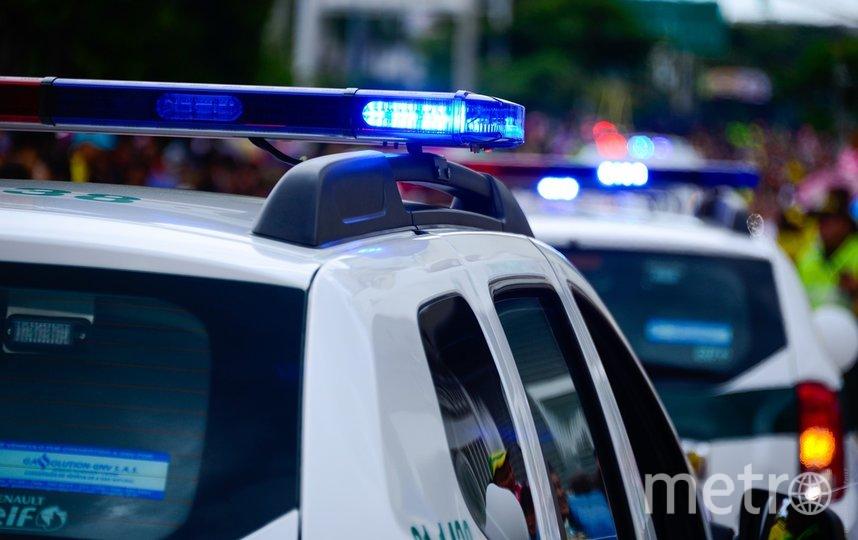 Школьника, подозреваемого в убийстве одноклассника, доставили в отделение полиции. Фото pixabay