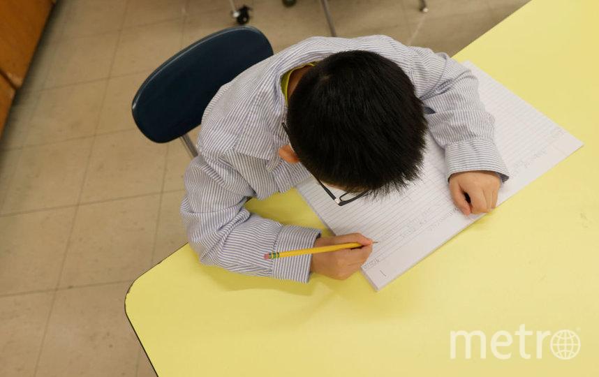 Школьник, подозреваемый в убийстве, заявил, что хотел лишь напугать своего одноклассника. Фото Getty