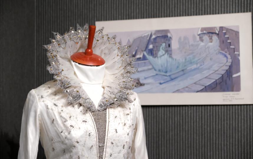 """Платье Снежной королевы прожило долгую, счастливую жизнь. Фото Фото предоставлены киностудией """"Ленфильм""""."""