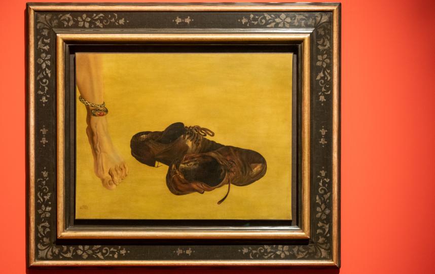 """23 картины собрано на экспозиции в петербургском музее. Фото Святослав Акимов, """"Metro"""""""
