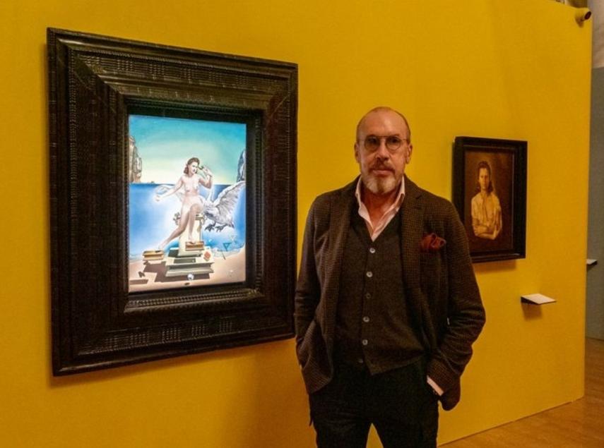 директор Музея Фаберже Владимир Воронченко. Фото Предоставлено организаторами