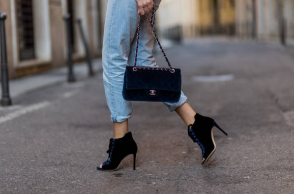Chanel Classic Flap Bag. Фото Getty