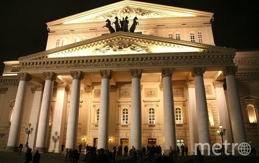 Большой театр. Фото Pixabay