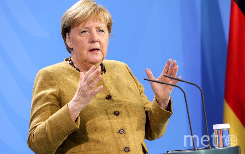 Ангела Меркель, архивное фото. Фото Getty