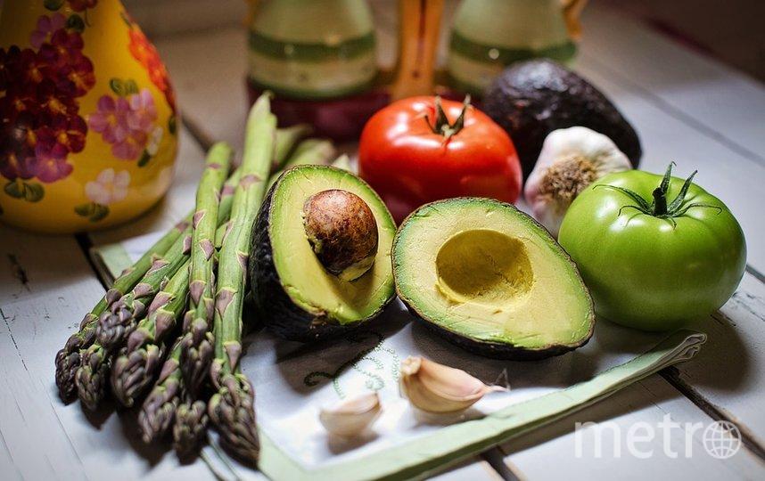 Авокадо - продукт, содержащий растительные жиры. Фото Pixabay