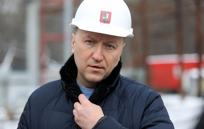 Андрей Бочкарев. Фото Андрей Никеричев | АГН «Москва»