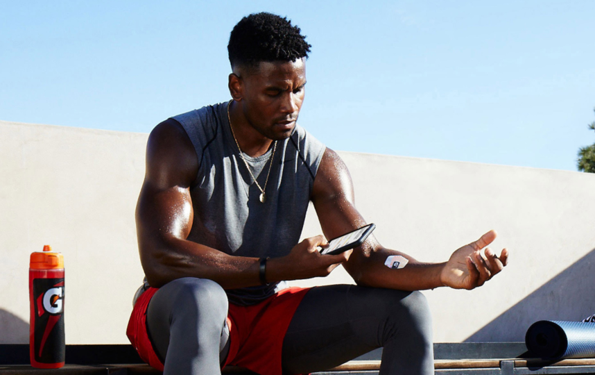 Занятия спортом становятся всё изощрённее и в то же время проще благодаря технологиям. Фото GATORADE