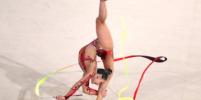 Лала Крамаренко выиграла четыре золота на этапе Гран-при по художественной гимнастике