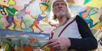 Художник открыл музей в своей квартире
