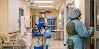 В Петербургской больнице пациент напал с ножом на врача: возбуждено уголовное дело