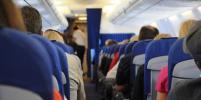В Анапе сняли с рейса покусавшую бортпроводницу пассажирку