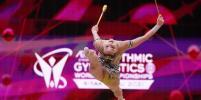 Владимир Путин поздравил гимнастку Дину Аверину с очередной победой на ЧМ