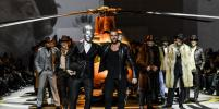 Показ Billionaire FW'17 на неделе мужской моды в Милане