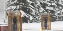 Снегопад в столице принёс туристам гору радости