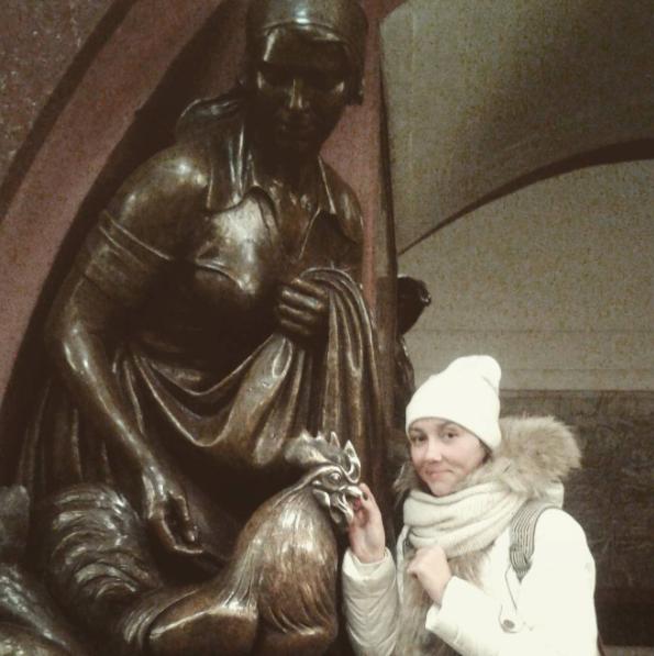 Скриншот Instagram/ksuhansmirnova.