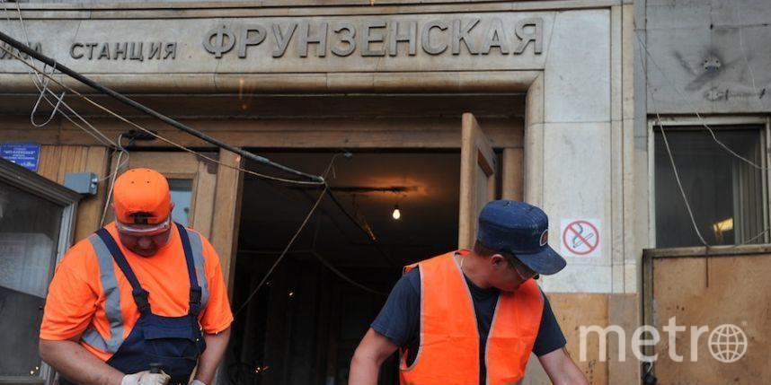 предоставлено пресс-службой Московского метрополитена.