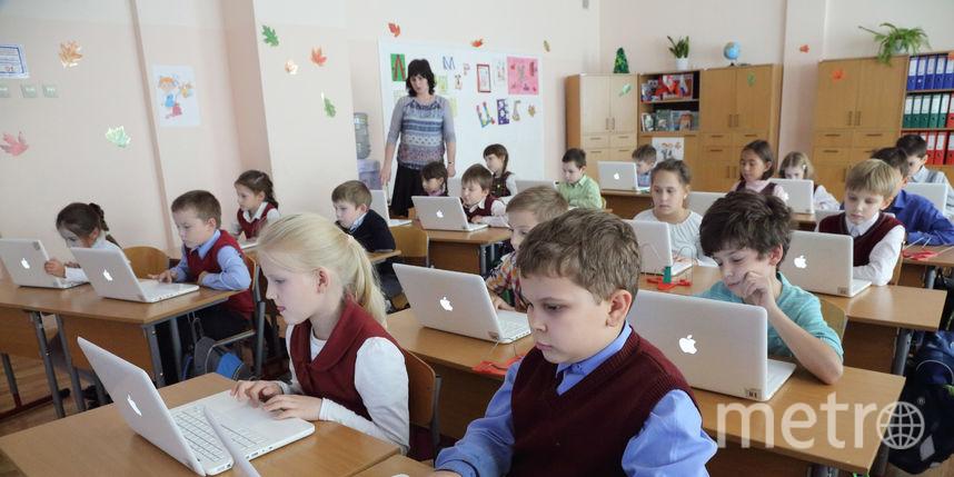 из архива пресс-службы Департамента образования города Москвы.