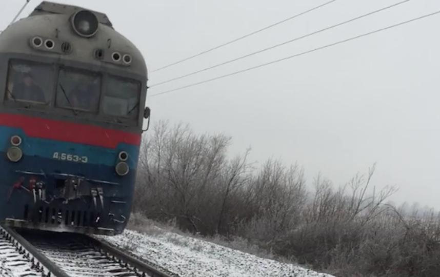 Скриншот видео Facebook/Денис Малафеев.