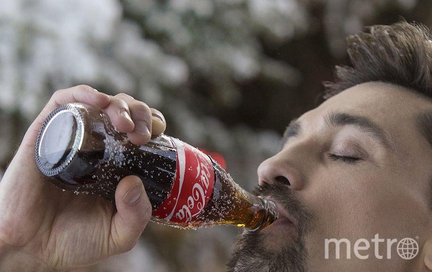 предоставлено Coca-Cola.