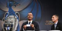 Жеребьёвка Лиги чемпионов определила пары в 1/8 финала