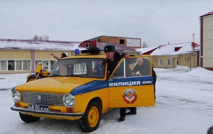 УГИБДД по Красноярскому краю.