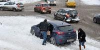 В Москве ноябрь стал самым холодным с начала века