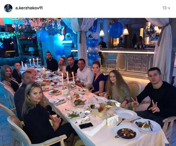 все - Instagram Кержакова.
