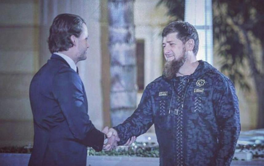 Instagram: @kadyrov_95.