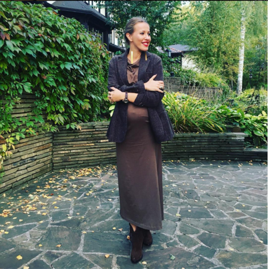 Instagram/xenia_sobchak.