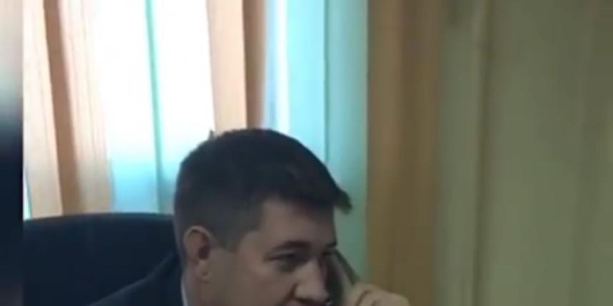 Скриншот с видео Instagram/mvd.vladivostok.
