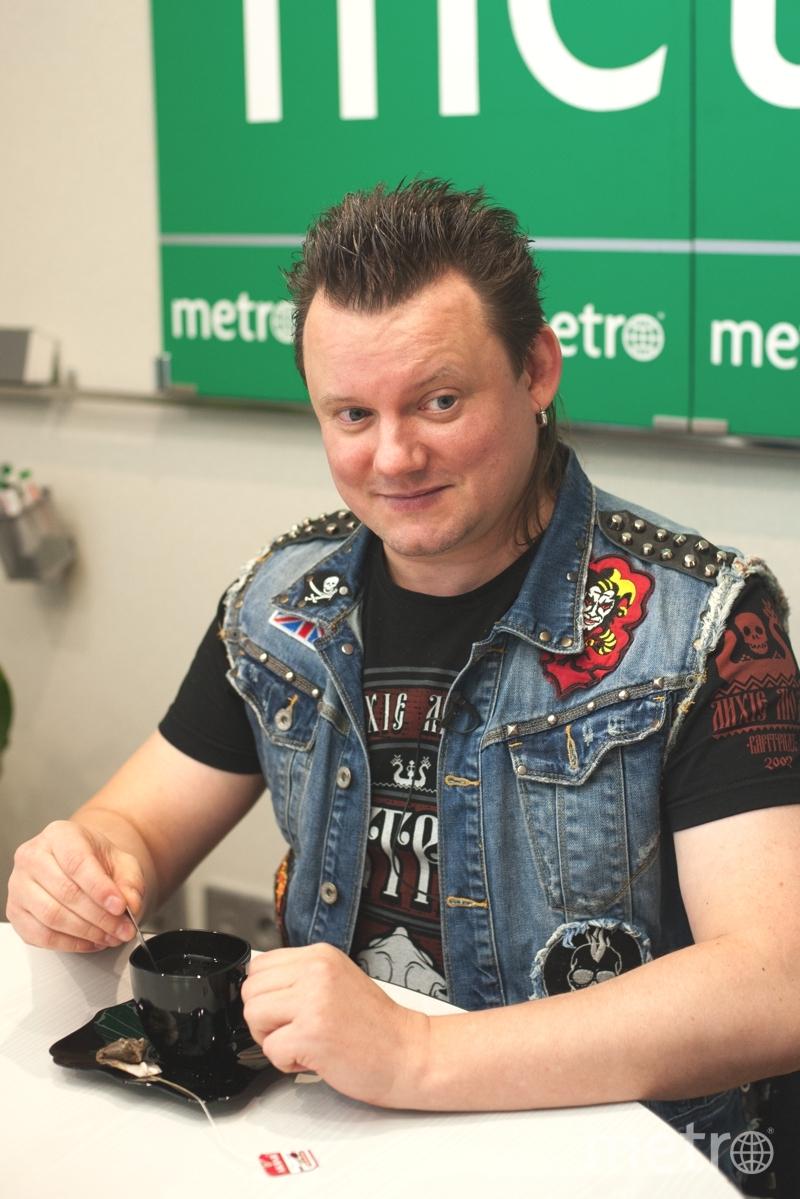 Святослав Акимов.