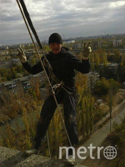 Максим Меркушев.