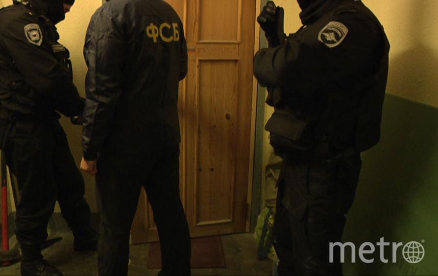 Пресс-служба УФСБ России по городу Санкт-Петербургу и Ленинградской области.
