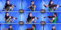 Удивительная скрипачка взорвала Интернет своим исполнением саундтреков к играм