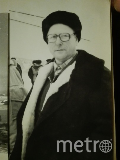 Архив семьи Максутовых.