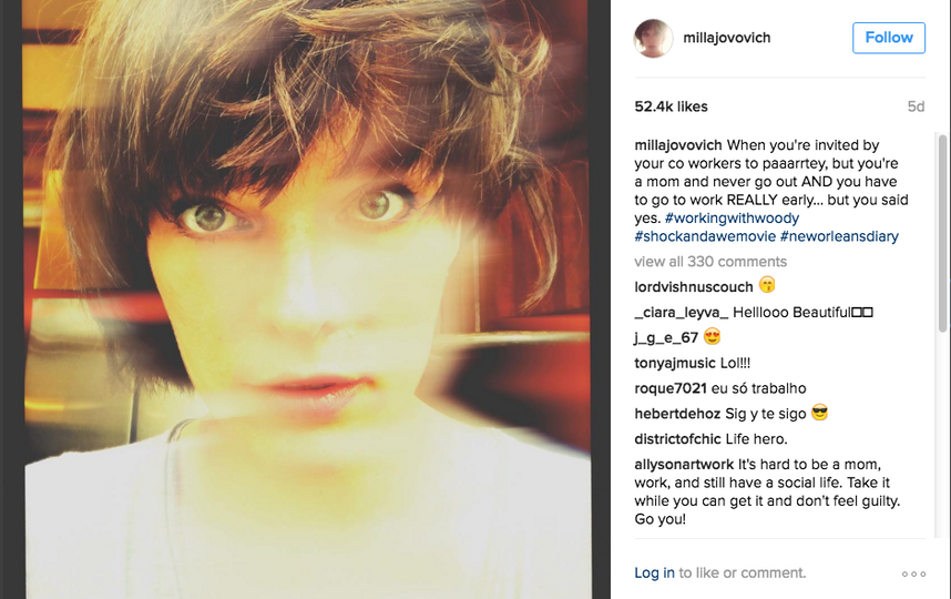 instagram.com/millajovovich.