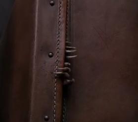 "Скриншот трейлера ""Фантастические твари и где они живут""."
