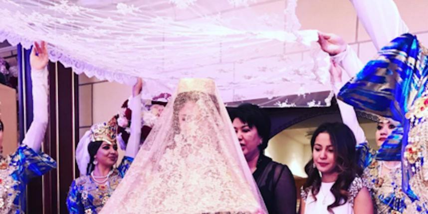 Рустам азимов свадьба дочери 187