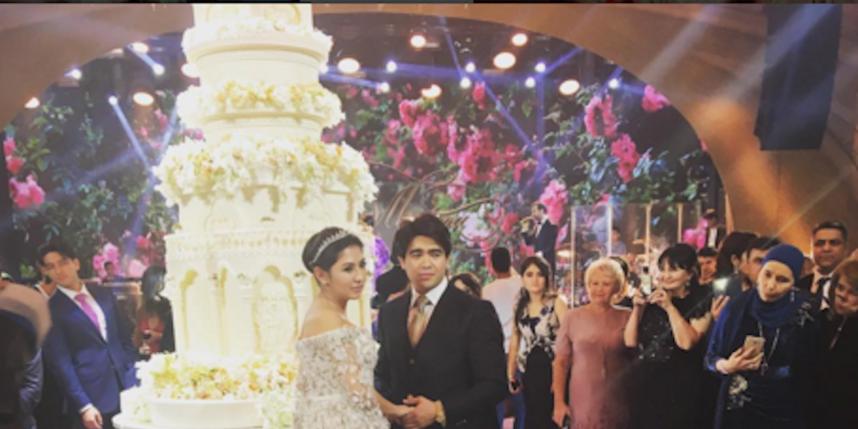 Рустам азимов свадьба дочери 29